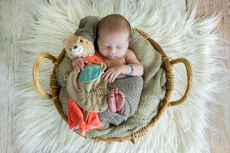 Newborn Foto Robin