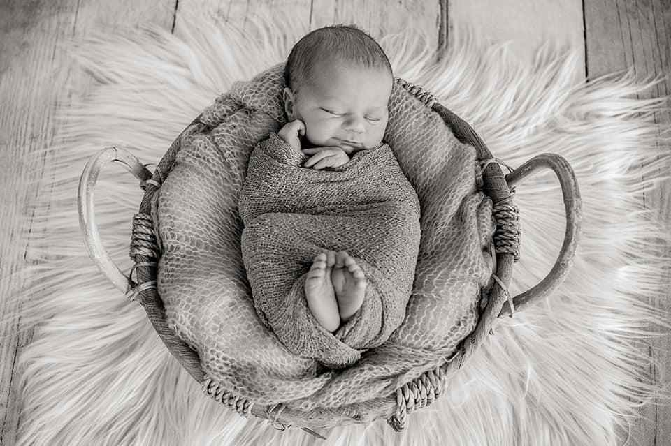 Baby Fotos Robin