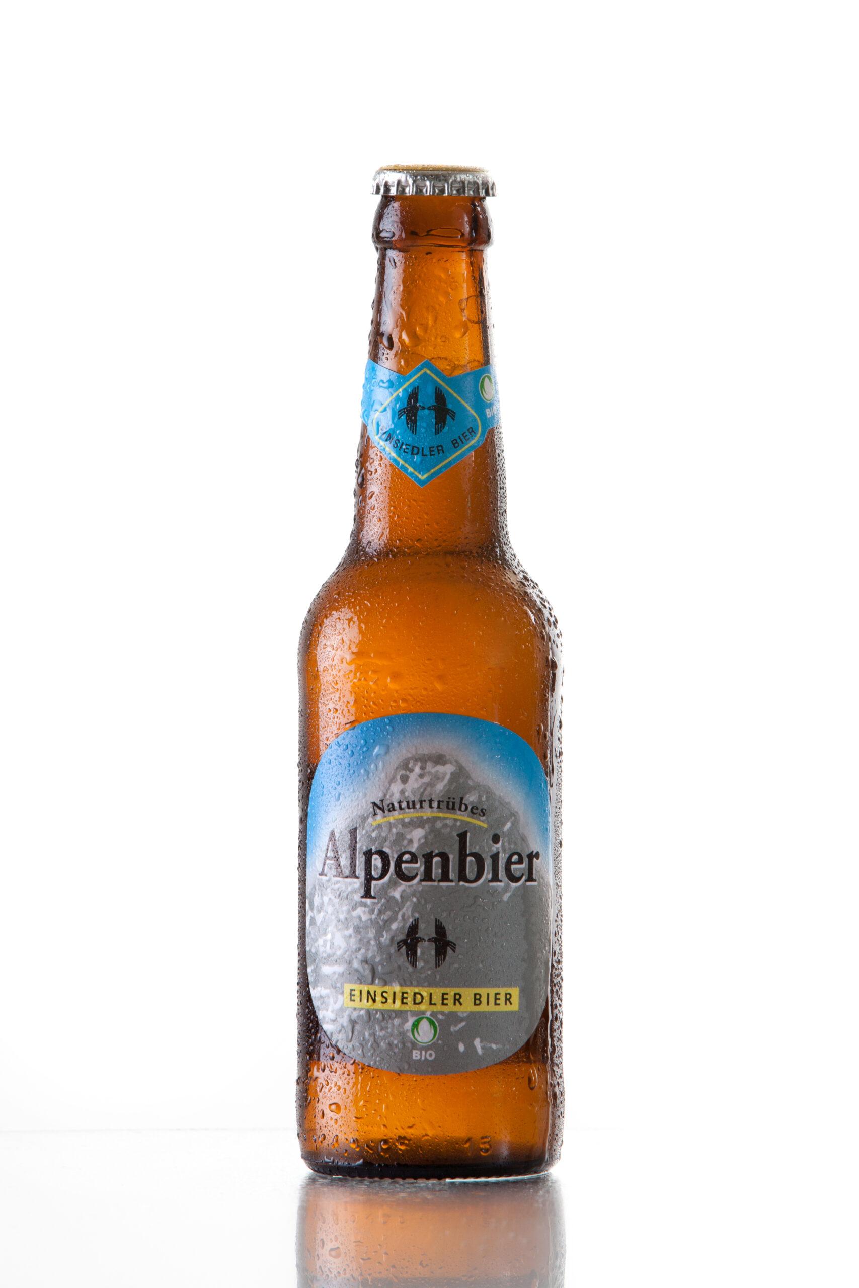 Reportage Produktbild Bier